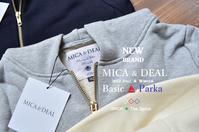 """New Brand~MICA & DEAL~Basic Parka..9/4mon"" - SHOP ◆ The Spiralという館~カフェとインポート雑貨のある次世代型セレクトショップ~"