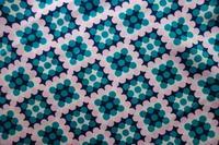 ギリギリのフランス布 - 糸巻きパレットガーデン