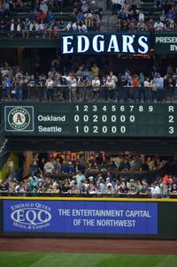 シアトルに行ったら~、野球はともかく、(SAFECO FIELD)セーフコフィールドに遊びに行こう! - あれも食べたい、これも食べたい!EX
