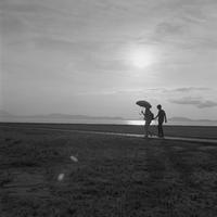 夕暮れビーチ①。 - SunsetLine