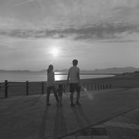 夕暮れビーチ②。 - SunsetLine