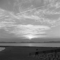 夕暮れビーチ③。 - SunsetLine