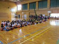 20170903_ステップ教室 - 日出ミニバスケットボール
