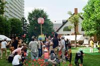 マンション夏祭りと住民参加のこと - 照片画廊