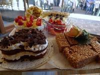 ケーキ大集合 (Pranzo con amico) - エミリアからの便り