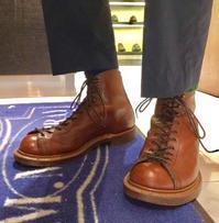 アンクルパーツ - ルクアイーレ イセタンメンズスタイル シューケア&リペア工房<紳士靴・婦人靴のケア&修理>