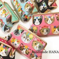 2017.10.14/15 SUNSUNフェス@京都 ご出店者様ご紹介  【handmade HANA】さま - ナントカと猫企画