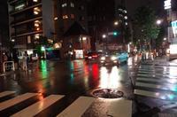 金曜と月曜は雨の赤坂 - もるとゆらじお