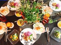9月レッスン開会中♪ - 大阪薬膳 Jackie's Table  おもてなし料理教室