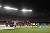 バルセロナ対Rマドリー(於:Barcelona) - MutsuFotografia blog
