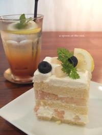 quatre cafe@大宮(6) -  小さじいっぱいのたいよう