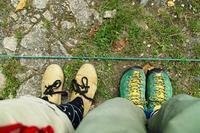奥山フットパス・・・朽木大野の樹里まで、歩いてお茶タイムに! - 朽木小川より 「itiのデジカメ日記」 高島市の奥山・針畑郷からフォトエッセイ