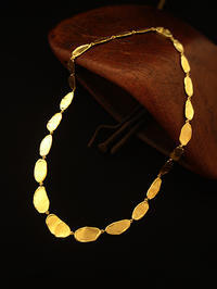 Order Necklace #047 - ZORRO BLOG
