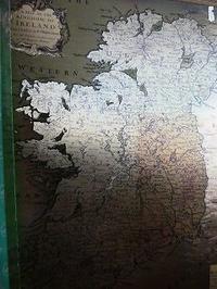 どちらが正しい?アイルランドの地図 - エール備忘録 -Ireland かわら版-