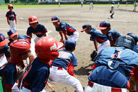 山中学童野球クラブ 8期生の夏 - 酎ハイとわたし