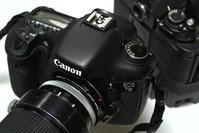 Canon EOS 7D、EH200-3号機 - THE FL LENS WAKU WAKU Mark II