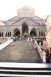 '17 アマルフィ大聖堂と名店アンドレアパンサ再訪☆ - isolala日記