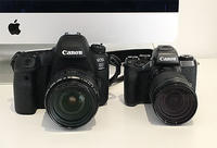 Canon6D & CanonM5 - Keiko's life style