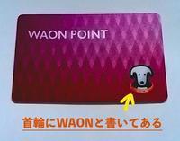 WAON POINT、買い物せずに貯める - MUTSUぼっくり