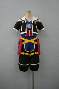 キングダムハーツソラ スタンダード コスプレ衣装 女性、mサイズならお任せださい!! - コスプレ衣装 通販ショップ