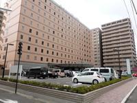 岡山で泊まったホテル 岡山シティーホテル桑田町 - 飛行機とパグが好きなお母さんの日記