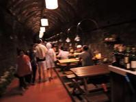 2017夏韓国 食の旅 vol.13 「ワイントンネルの中」 - 韓国食べ歩記(たべあるき)、晩から晩まで食べてばかり!!