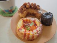 キャラメルナッツ:ブーランジェリーイシタ(弘前市) - 津軽ジェンヌのcafe日記
