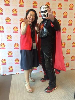 ジャパンエキスポ 2017 インタビュー通訳担当しました。 - keiko's paris journal <パリ通信 - KLS>