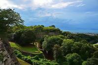 琵琶湖を望む - 風の香に誘われて 風景のふぉと缶