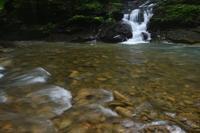 スッカン沢 素簾の滝付近 - photograph3