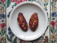 <イギリス料理・レシピ> サツマイモの味噌ロースト【Sweet Potato with Miso Glaze】 - イギリスの食、イギリスの料理&菓子