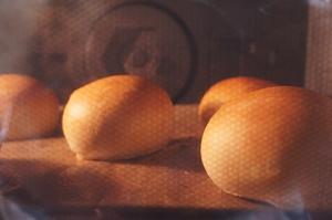 ハンバーガーバンズ - Smiling Bread