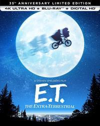 「E.T.」北米盤4K UHDには日本語字幕・音声入り。 - Suzuki-Riの道楽