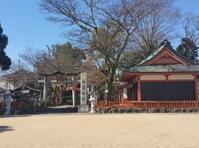 福知山市中ノ町(なかのまち)地区の神社 - ほぼ時々 K'Chan Blog