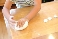 紙粘土で恐竜を - 大阪府池田市 幼児造形教室「はるいろクレヨンのブログ」