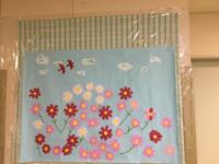 きり貼り絵教室 - オレンジ色 作品ブログ