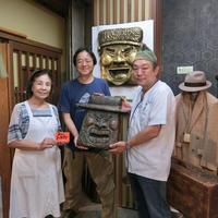 9月7日(木)メソポ田宮文明さん来店! - 柴又亀家おかみの独り言