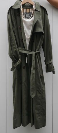 Burberrys Trench coat - carboots