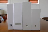 するっと取り出せるゴミ袋収納_IKEAファイルボックス - 不完全なマル