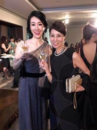 Seia Leeさんソプラノリサイタル 2017へ✨ - 八巻多鶴子が贈る 華麗なるジュエリー・デイズ