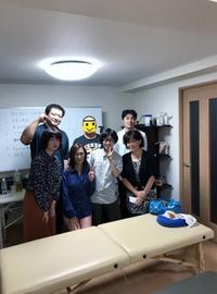10月4日、丹野さんと中級肩首講座を行います。 - リラクゼーション整体 ツボゲッチューりらく屋