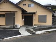 二号棟完成 - 大工さんの戸建賃貸住宅リフォーム日記(静岡)