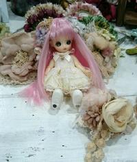 Mさんのお人形 - 木工雑貨&布花 happy-house