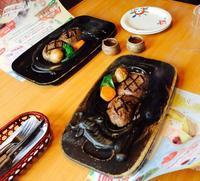 もしツア☆ごはん in 静岡:さわやかのハンバーグ - にゃんこと暮らす・アメリカ・アパート