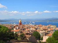 Saint-Tropez マルシェに行く。 - くりくりのいた午後 bis