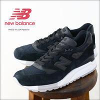 New Balance[ニューバランス] MADE IN USA M998 NJ [BLACK/黒] MEN'S - refalt   ...   kamp temps