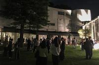 田原桂一写真展「光合成」 with 田中珉のレセプションパーティー! - 写真家 永嶋勝美の「散歩の途中で . . . !」(DGSM Print)