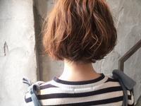 ショートヘア - Barrette blog