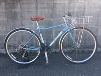 ポーター仕様のクロスバイク - THE CYCLE 通信