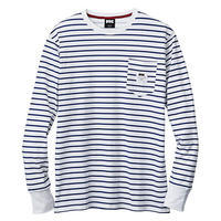 FTC STRIPED L/S TEE - trilogy news